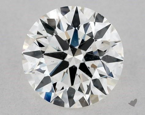 1.01 Carat G-SI1 True Hearts<sup>TM</sup> Ideal Diamond