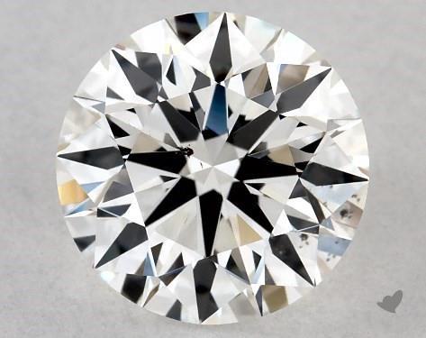 1.01 Carat G-SI1 True Hearts<sup>TM</sup> Ideal Diamond