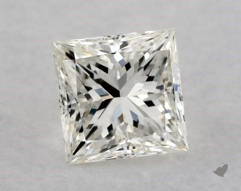 0.43 Carat I-VS2 Ideal Cut Princess Diamond