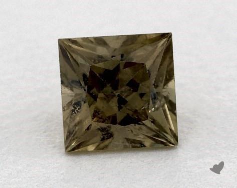 <b>0.88</b> carat Princess Natural Yellow Sapphire