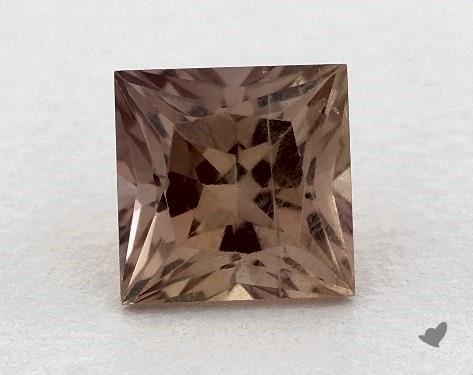1.35 carat Princess Natural Pink Sapphire