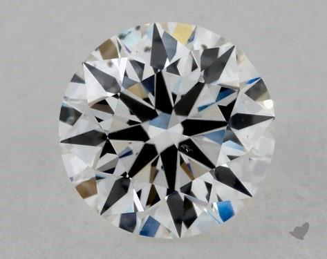 1.03 Carat G-SI1 True Hearts<sup>TM</sup> Ideal Diamond