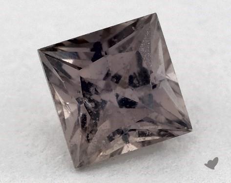 1.02 carat Princess Natural Pink Sapphire