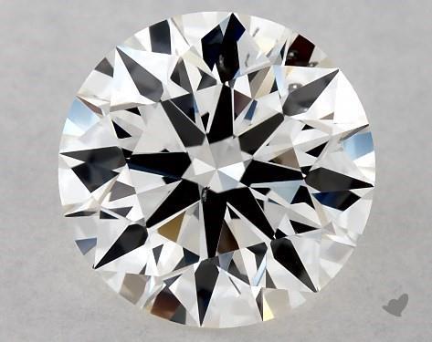 1.01 Carat H-SI1 True Hearts<sup>TM</sup> Ideal Diamond