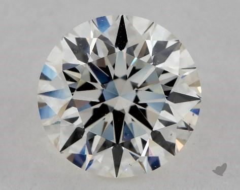 1.53 Carat J-VS2 Excellent Cut Round Diamond