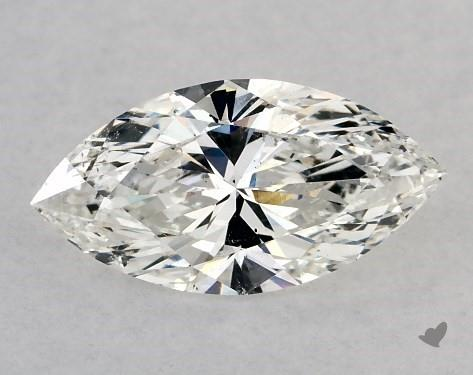 1.01 Carat G-SI1 Marquise Cut Diamond