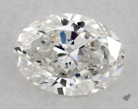 0.40 Carat F-VS2 Oval Cut Diamond