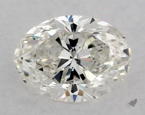 <b>0.40</b> Carat G-VS2 Oval Cut Diamond