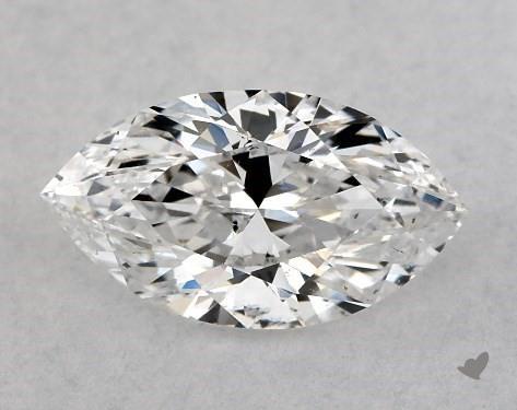 1.01 Carat D-SI1 Marquise Cut Diamond