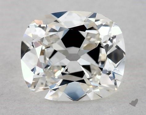 1.03 Carat G-SI1 Cushion Cut Diamond
