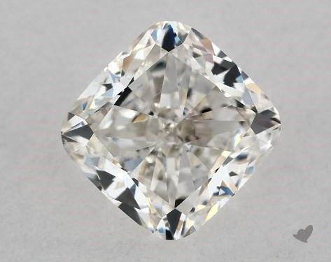 1.05 Carat G-VS2 Cushion Modified Cut Diamond