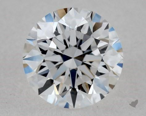 0.60 Carat D-VS1 Very Good Cut Round Diamond