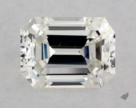 <b>0.50</b> Carat I-VS2 Emerald Cut Diamond