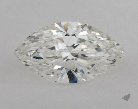 1.02 Carat G-SI1 Marquise Cut Diamond