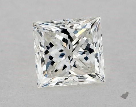 <b>0.44</b> Carat I-VVS2 Princess Cut Diamond