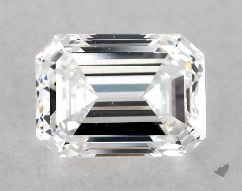 1.01 Carat E-SI1 Emerald Cut Diamond