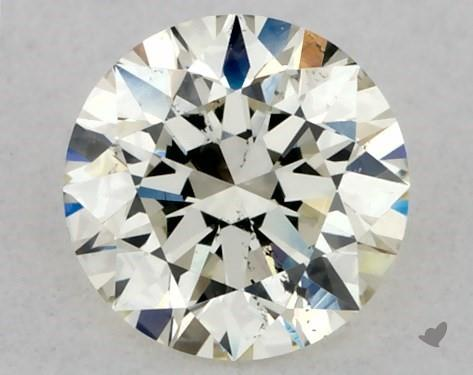 <b>0.36</b> Carat K-SI1 Excellent Cut Round Diamond
