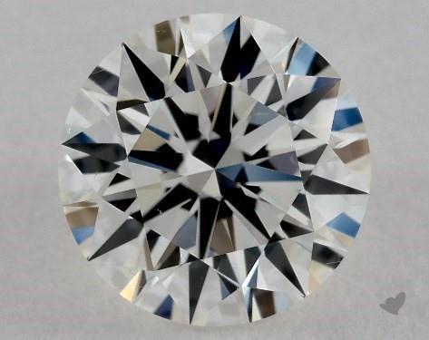 1.13 Carat I-IF Excellent Cut Round Diamond