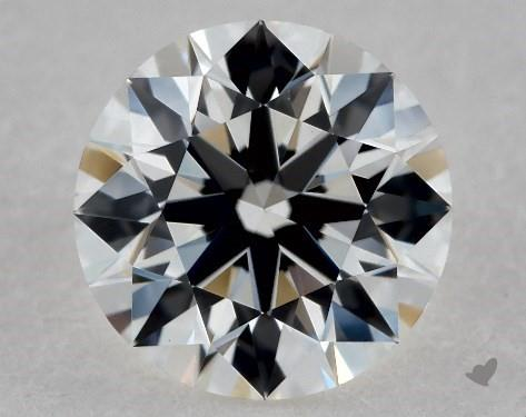 1.01 Carat G-VVS2 True Hearts<sup>TM</sup> Ideal Diamond