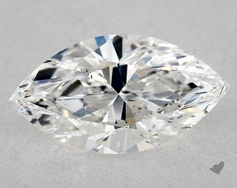 1.01 Carat F-SI1 Marquise Cut Diamond
