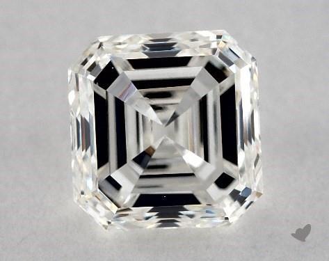 1.00 Carat G-SI1 Asscher Cut Diamond