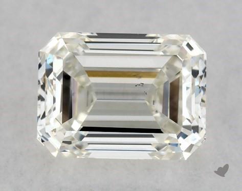 <b>0.51</b> Carat J-VS2 Emerald Cut Diamond