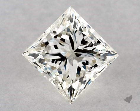 <b>0.50</b> Carat K-VVS2 Princess Cut Diamond