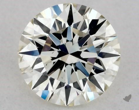 <b>0.34</b> Carat K-SI1 Excellent Cut Round Diamond