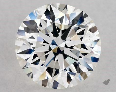 2.00 Carat G-VS2 Excellent Cut Round Diamond
