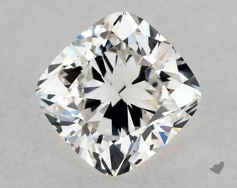 1.00 Carat H-SI1 Cushion Modified Cut Diamond