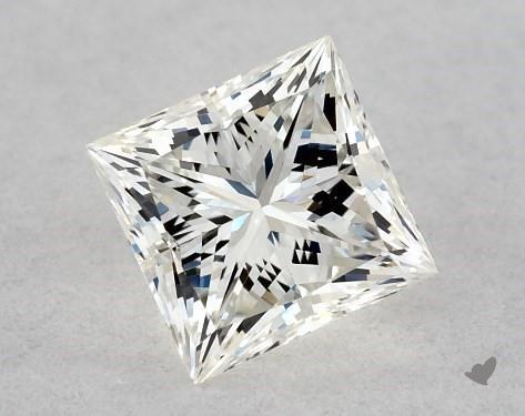 0.40 Carat J-VVS2 Ideal Cut Princess Diamond