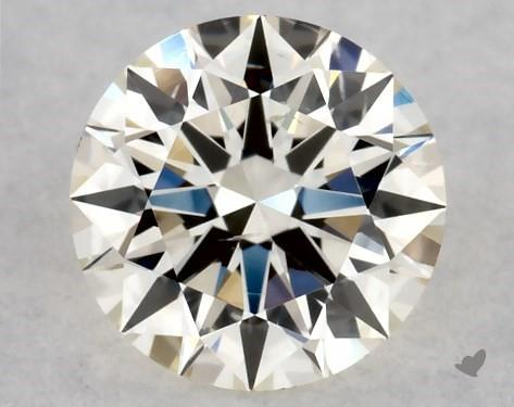 <b>0.37</b> Carat L-SI1 Excellent Cut Round Diamond