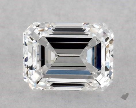 <b>0.40</b> Carat D-VS2 Emerald Cut Diamond