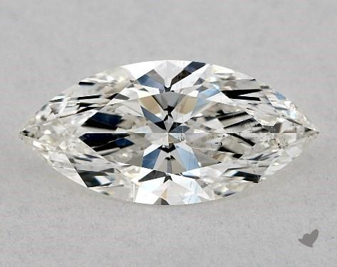 1.03 Carat H-SI1 Marquise Cut Diamond