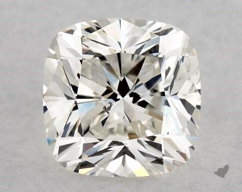 0.71 Carat J-VS2 Cushion Cut Diamond