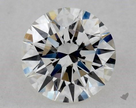 0.80 Carat G-IF Excellent Cut Round Diamond