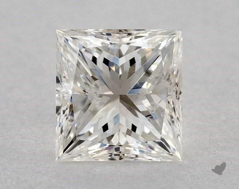 0.53 Carat G-I1 Very Good Cut Princess Diamond