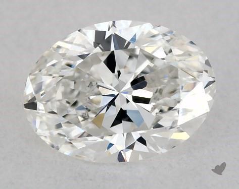 <b>0.40</b> Carat F-VS2 Oval Cut Diamond