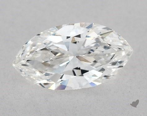 1.00 Carat G-VS1 Marquise Cut Diamond