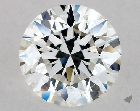 1.00 Carat G-SI1 Excellent Cut Round Diamond