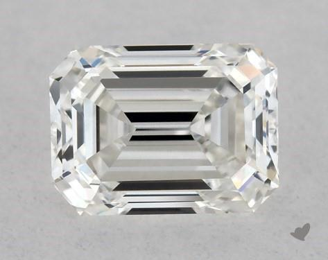 <b>0.40</b> Carat G-SI1 Emerald Cut Diamond