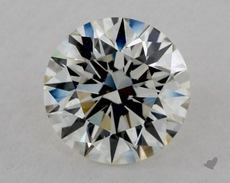 3.04 Carat J-VS2 Excellent Cut Round Diamond