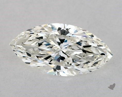 1.10 Carat H-VS2 Marquise Cut Diamond