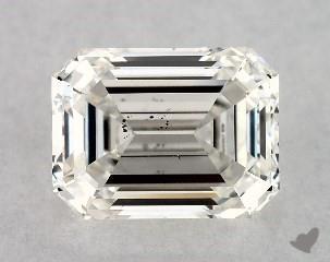Emerald Cut Loose Diamonds Magnified In 360 Hd