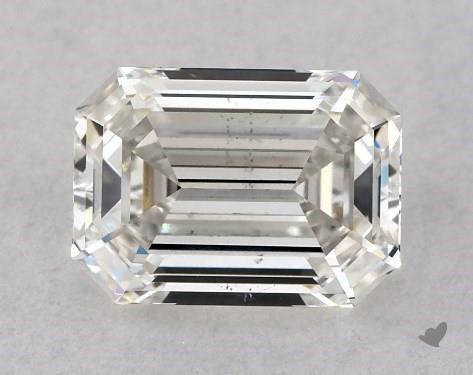 1.04 Carat G-SI1 Emerald Cut Diamond