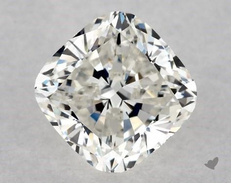 1.02 Carat H-VVS2 Cushion Modified Cut Diamond