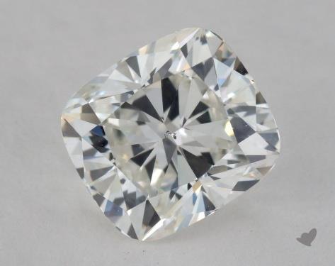 1.40 Carat H-SI1 Cushion Cut Diamond