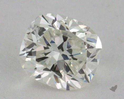 1.18 Carat J-VS2 Cushion Cut Diamond