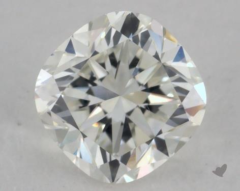 0.71 Carat I-VS2 Cushion Cut Diamond