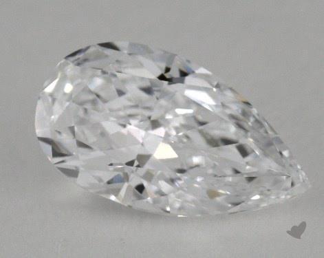 1.43 Carat D-IF NA Cut Diamond